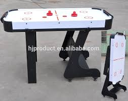 foldable air hockey table air hockey table with electronic counter wholesale superior quality