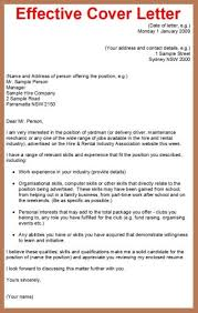 a good resume cover letter what should a good cover letter