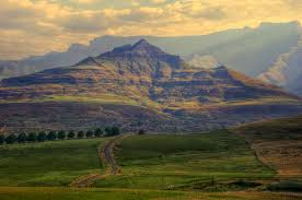 Drakensberg Mountains Map The Most Spectacular Mountain Ranges In South Africa