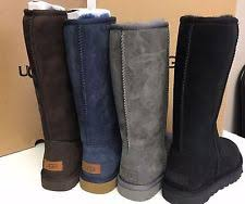 ugg s genevieve boot black uggs boots ebay