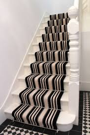 black and white striped stair carpet the flooring group