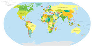 The Map Of America by Map Of The World Showing Countries Map Of The World Showing