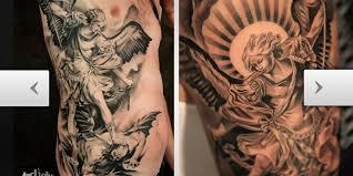 tattoos com 8 powerful u0026 protective archangel michael tattoos