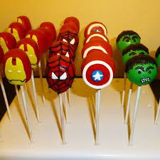 images tagged with captainamericacakepops on instagram