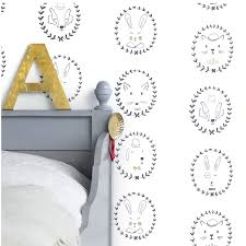 Bedroom Wall Stickers John Lewis Children U0027s Wallpaper Our Pick Of The Best Ideal Home