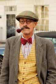 tweed suit and hat google search the professional director u0027s