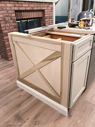 cabinets for kitchen island kitchen island trim and lights the house