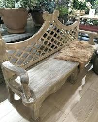 Juliette Bench French Provincial Outdoor Furniture Australia French Provincial