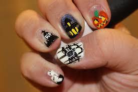 29 lovely halloween nail designs for short nails u2013 slybury com