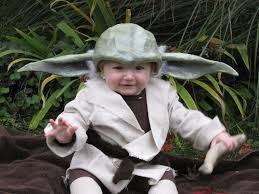 star wars halloween costumes for babies yoda costume for baby with pictures