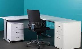 caisson m騁allique bureau bureau et caisson métallique bois à vendre à dans matériels