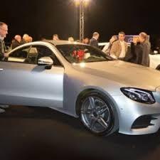 porte aperte auto auto svelate in anteprima a perugia le nuove mercedes classe e