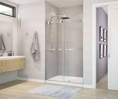 Shower Door Images Duel Sliding Shower Door 44 47 X 70 74 In 8 Mm