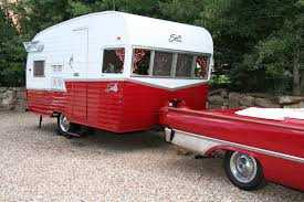 campers to travel in style retro trailer design mtn town magazine