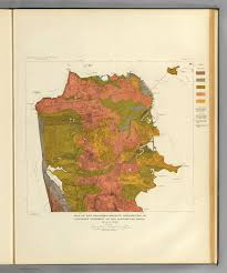 Maps San Francisco by San Francisco Earthquake Maps Of The Geographical Distribution Of