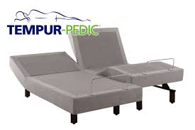 Twin Xl Bedroom Furniture Tempur Ergo Premier Twin Xl King Split Adjustable Foundation