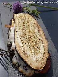 cuisiner blettes marmiton croque monsieur d aubergines la salsa des fourchettes