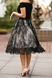 lace skirt lace and locks fashion black lace skirt and