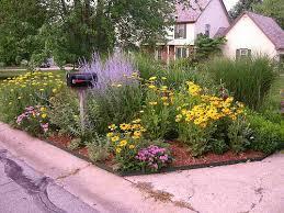 Flower Garden Ideas Pictures Gorgeous Mailbox Garden Ideas