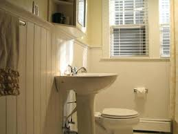 bathroom ideas with wainscoting wainscoting tile bathroom stroymarket info