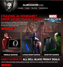 dell computer black friday deals any black friday cyber monday deals for alienware notebookreview