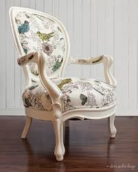 White Armchair Blue And White Armchair Design Eftag