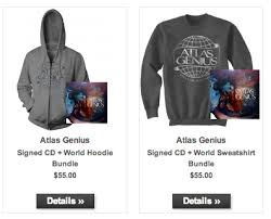 special bundle with promo code atlas genius