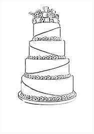 wedding cake drawing wedding cake easy cake pencil and in color wedding how