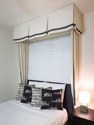 make a bed canopy hgtv