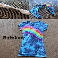 40 fun and colorful diy tie dye designs diy tie dye rainbows