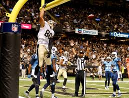 Football Penalty Flags Gif Jimmy Graham Draws Penalty Flags After 2 Goalpost Dunks