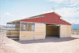 Barn Designs For Horses Lonestar Custom Barns