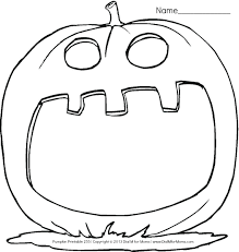 Halloween Pumpkin Printables Images For Halloween Pumpkin Drawing For Kids Clip Art Library
