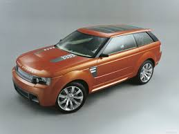 range rover sport concept land rover range stormer concept 2004 picture 2 of 27
