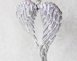 lovely wings ornament ornaments for tree chritsmas decor