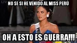 Memes Del Chompiras - twitter el miss per禳 universo 2016 resumido en los mejores tuits