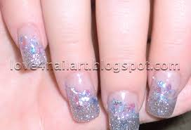 love4nailart new years eve nail design