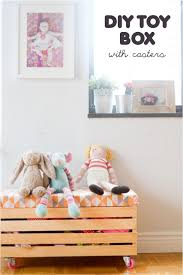 Diy Build Toy Chest by Creative Toy Storage Ideas Andrea U0027s Notebook