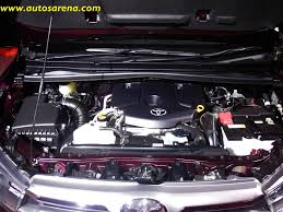 toyota philippines innova 2017 innova crysta engine bay