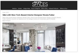 Home Design Companies Nyc Nicole Fuller Interiors Nicole Fuller Interiors