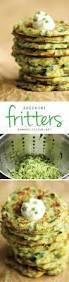 10 Little Ways To Sneak by Zucchini Fritters Damn Delicious