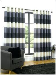 Navy And White Striped Curtains Horizontal Striped Curtains Striped Navy Curtains Navy Blue And