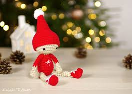 free pattern small christmas elf