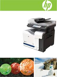 hp color laserjet cm3530 mfp series service manual
