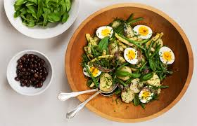 french potato and green bean salad recipe french potatoes