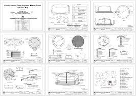 d 318 2016a circular water reservoir 45m3 ferrocement design and