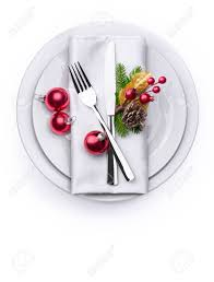 celebration plate christmas new year plate for celebration as invitiation and menu