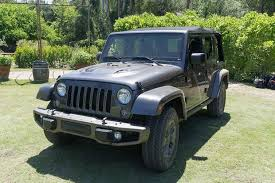 base model jeep wrangler price 2016 jeep wrangler 75th anniversary edition review