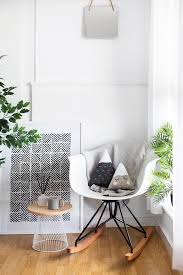 Black Rocking Chair For Nursery Creating A Baby Nook With Cult Furniture