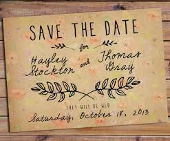 rustic save the dates 105 best rustic wedding save the dates images on save